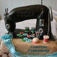 Швейная машинка, 4,4кг, внутри Рафаэлло