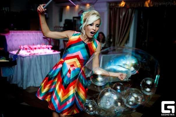 Фото 14555868 в коллекции Свадебное шоу мыльных пузырей Пузырляндия - Пузырляндия - шоу мыльных пузырей