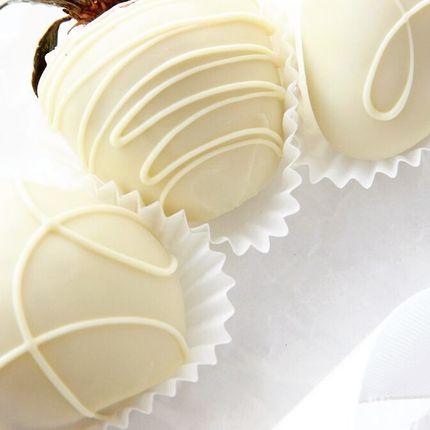 Клубника в бельгийском шоколаде