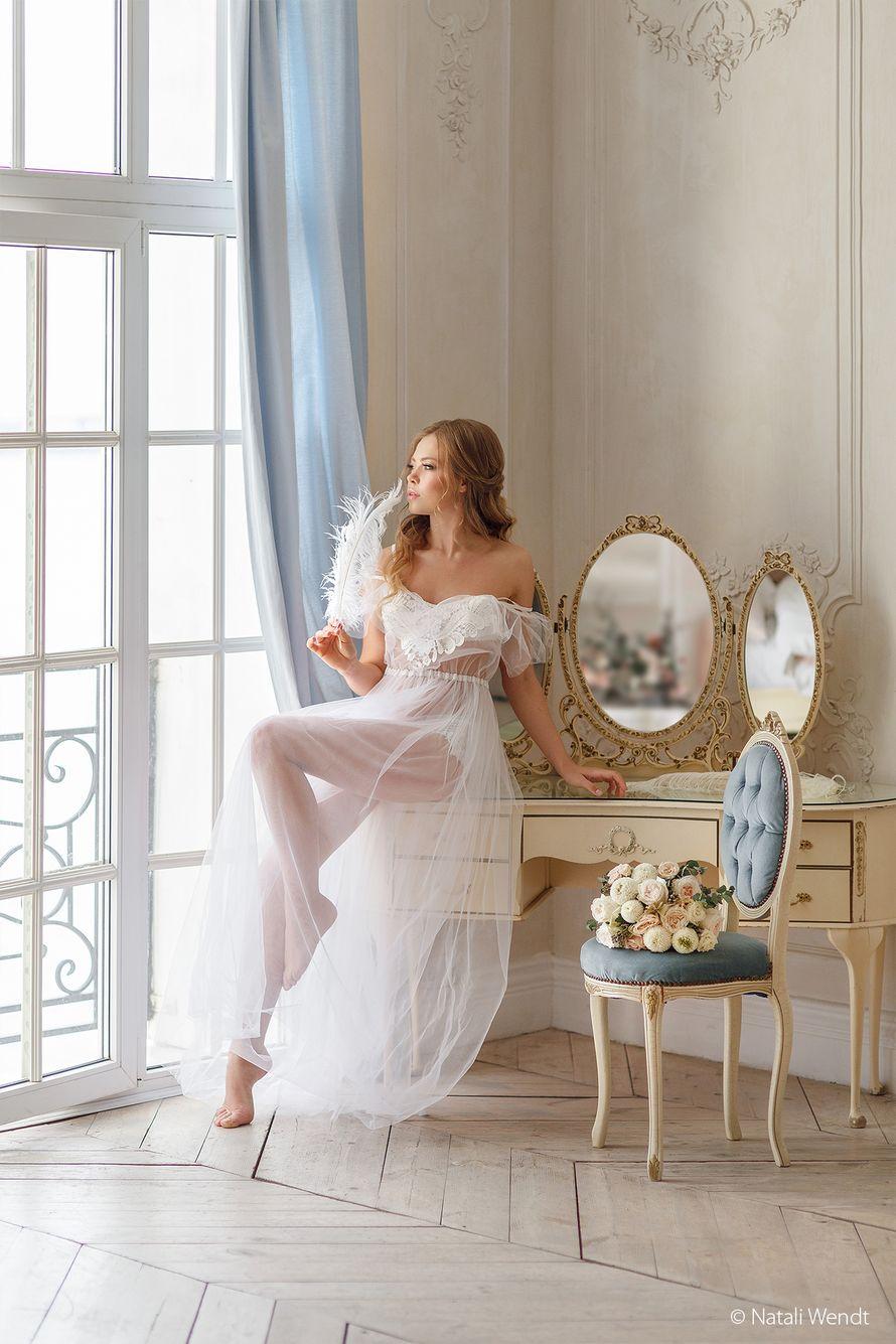 Утро невесты в будуарном стиле - фото 17701826 Фотограф Наталья Вендт