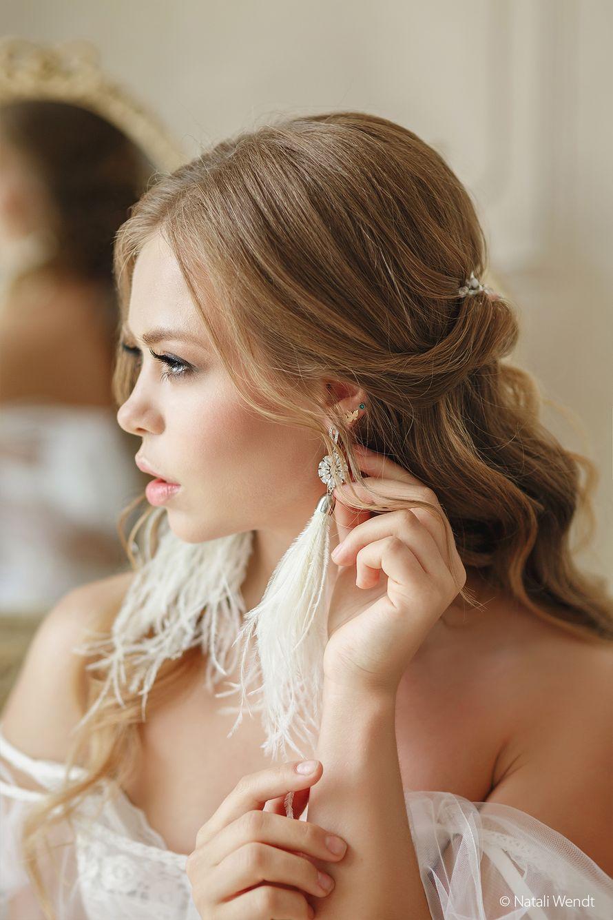 Будуарное утро невесты - фото 17701874 Фотограф Наталья Вендт