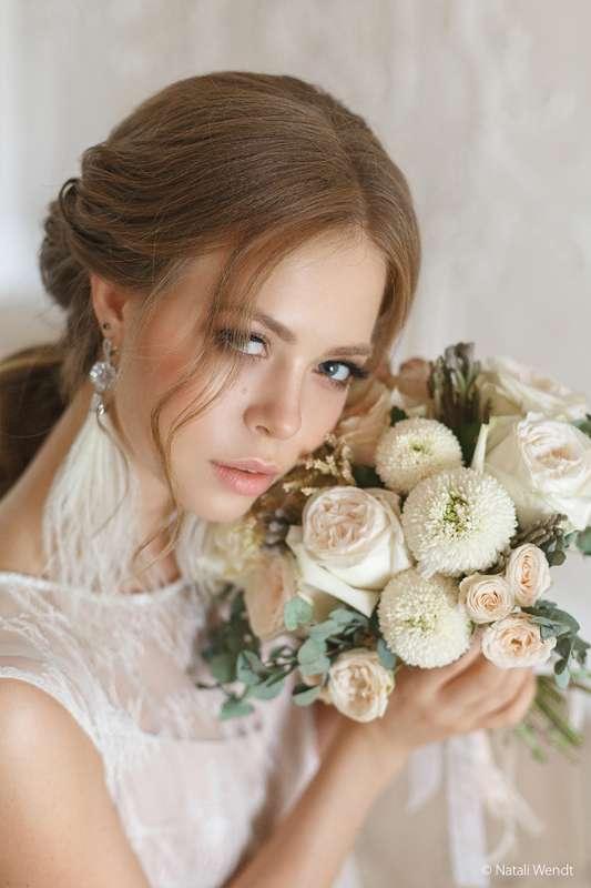 Зефирный букет невесты - фото 17701896 Фотограф Наталья Вендт