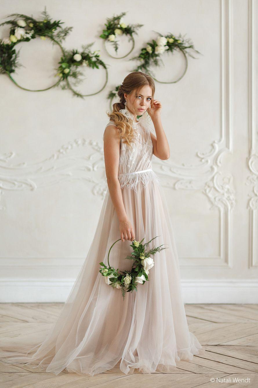 Летящее платье невесты - фото 17701912 Фотограф Наталья Вендт