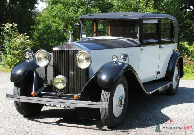 Rolls-Royce 20/25 Park Ward 1932 года выпуска - фото 46738 Black and White Cars - аренда лимузинов