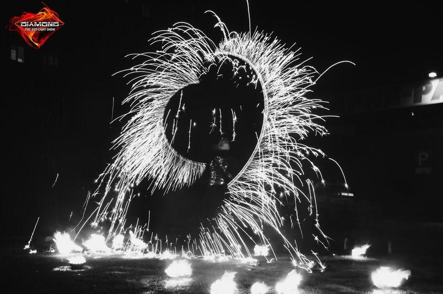Огненно-пиротехническое шоу (дуэт)
