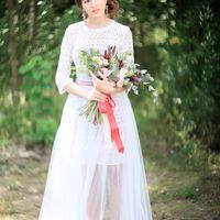 """Свадебное платье """"Вечерний закат"""""""