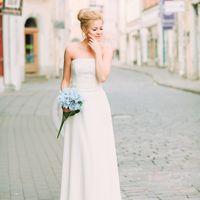 """Свадебное платье """"Королевский жемчуг"""""""