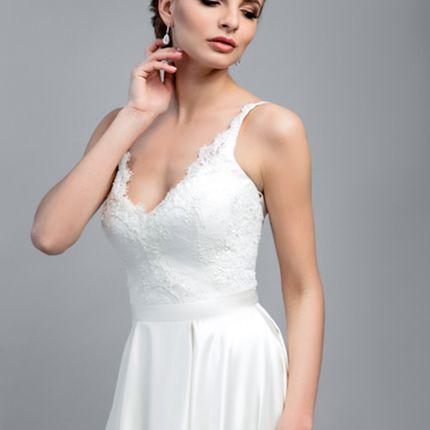 """Свадебное платье """"Северное сияние"""""""
