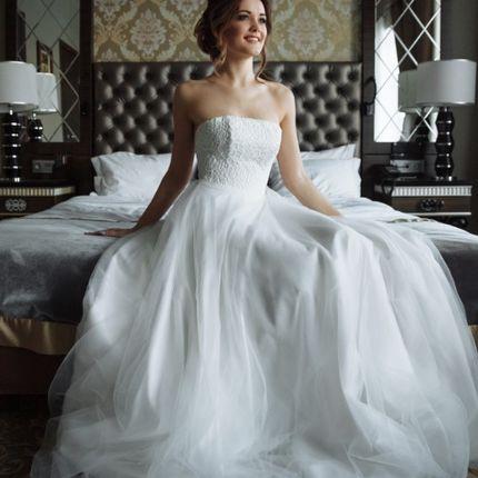 """Свадебное платье """"Эсмеральда"""""""