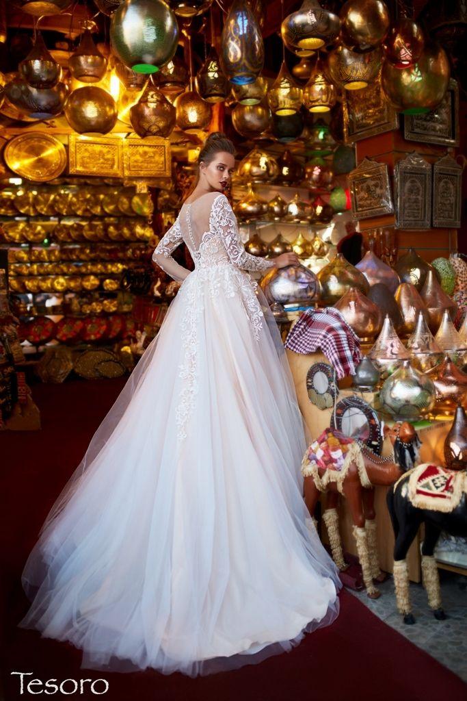 Фото 17585888 в коллекции SOLTERO CARAMEL - Pauline - салон вечернего и свадебного платья