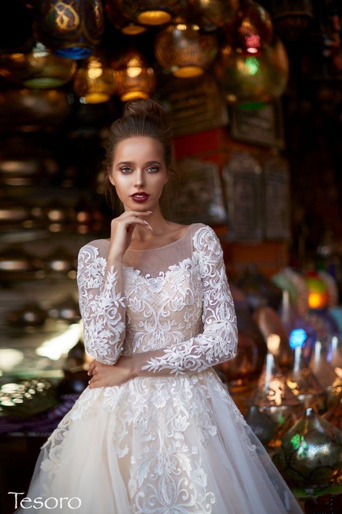 Фото 17585892 в коллекции SOLTERO|CARAMEL - Pauline - салон вечернего и свадебного платья