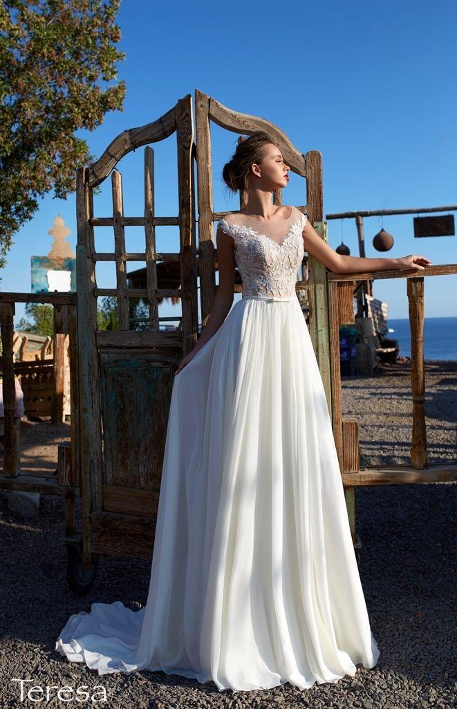 Фото 17585934 в коллекции SOLTERO CARAMEL - Pauline - салон вечернего и свадебного платья