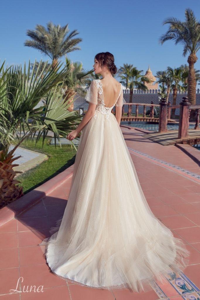 Фото 17598360 в коллекции SOLTERO|CARAMEL - Pauline - салон вечернего и свадебного платья