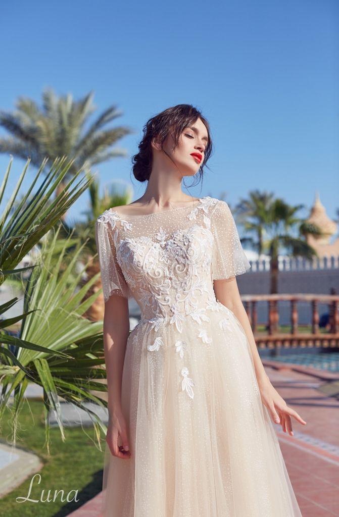 Фото 17598362 в коллекции SOLTERO|CARAMEL - Pauline - салон вечернего и свадебного платья