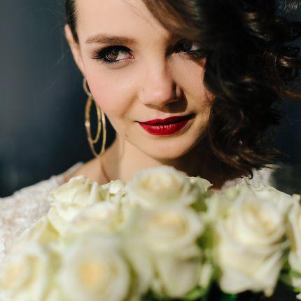 Макияж для невесты с выездом