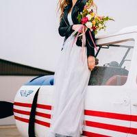 Фотограф  Стилист  Платье  Букет  Галстук-бабочка  Локация   Модели