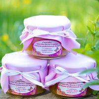 Медовые бонбоньерки для гостей на свадьбу. Делаем индивидуальное оформление баночки согласно вашим пожеланиям и стилистике мероприятия.