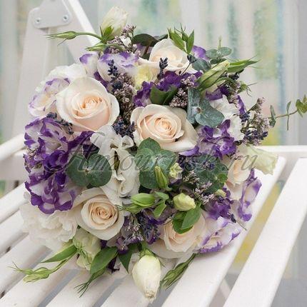 Букет невесты Ароматы прованса