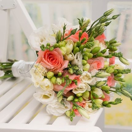 Букет невесты Аромат Франции