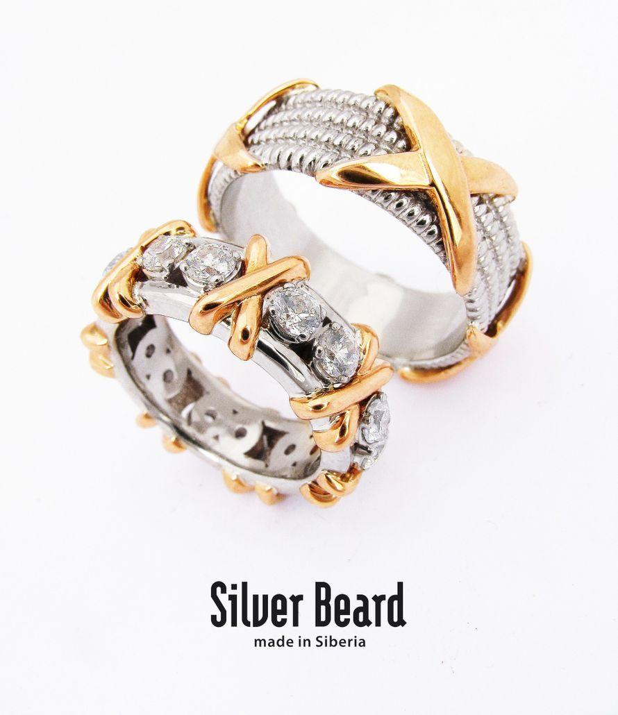"""Обручальные кольца """"Tiffany"""""""