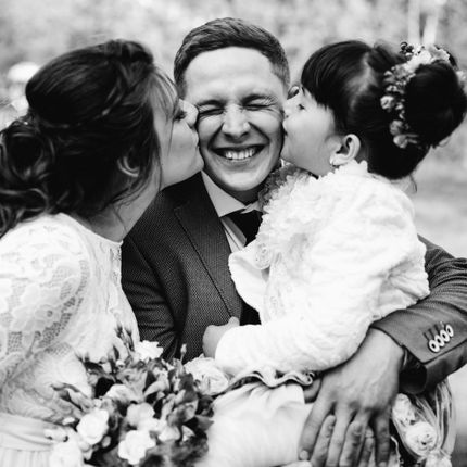 "Фотосъёмка неполного дня - пакет ""Wedding minimal"", 4 часа"