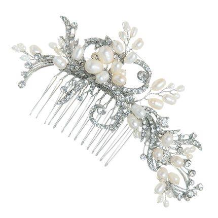 Гребень Love Wedding Couture, арт. GM05