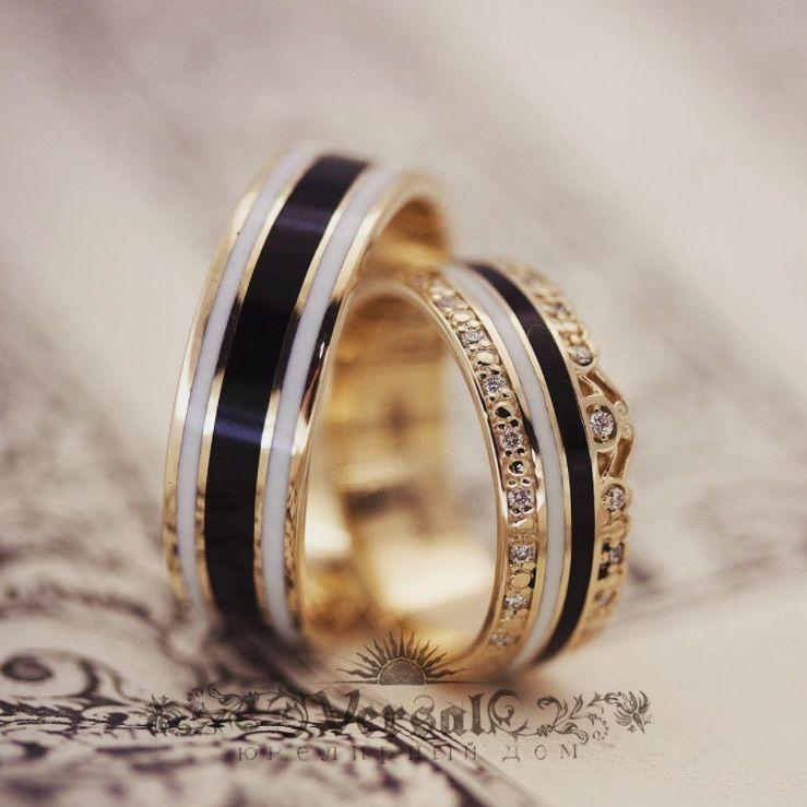 Обручальные кольца, арт. VGOK0132