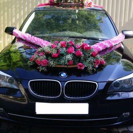 Аренда BMW 530 xi, цена за 1 час