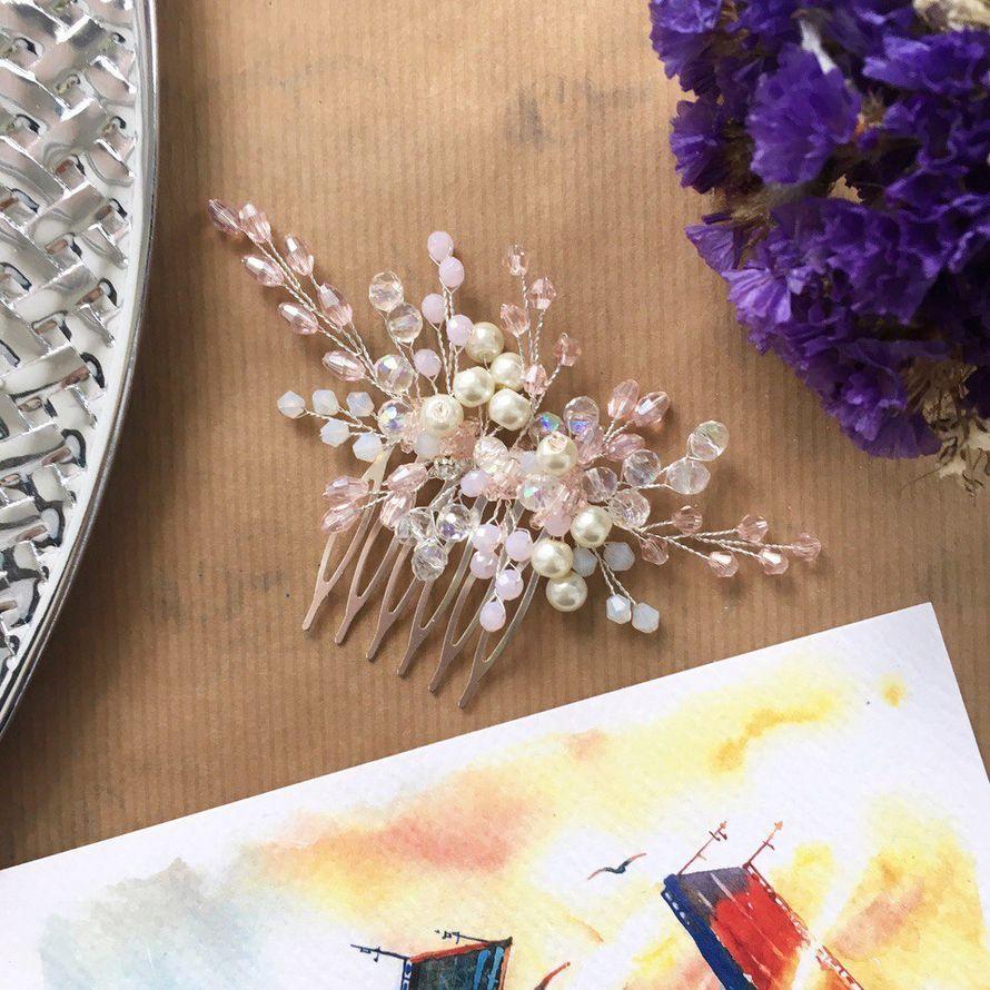Фото 15028544 в коллекции Свадебные украшения - Bead brad accessories - свадебные украшения
