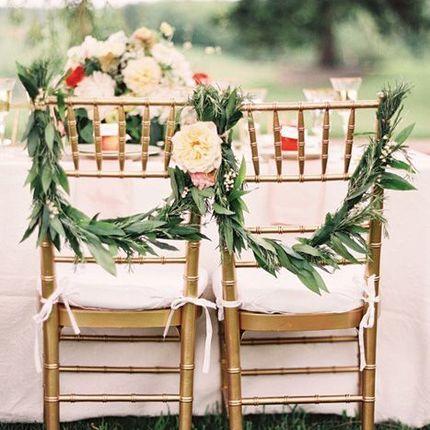 Свадебные стулья Къявари в аренду