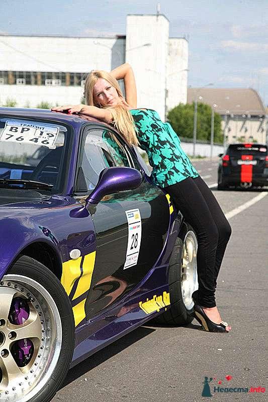 Фото 117015 в коллекции Фотосессия  с    спорткаром - Фотограф Марат Лялин