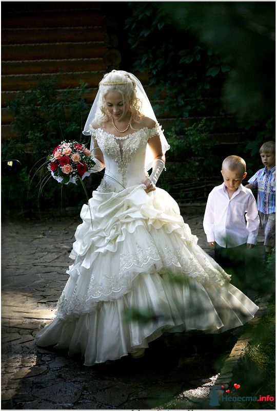 Фото 126637 в коллекции Свадьба  Александра и Нины - Фотограф Марат Лялин