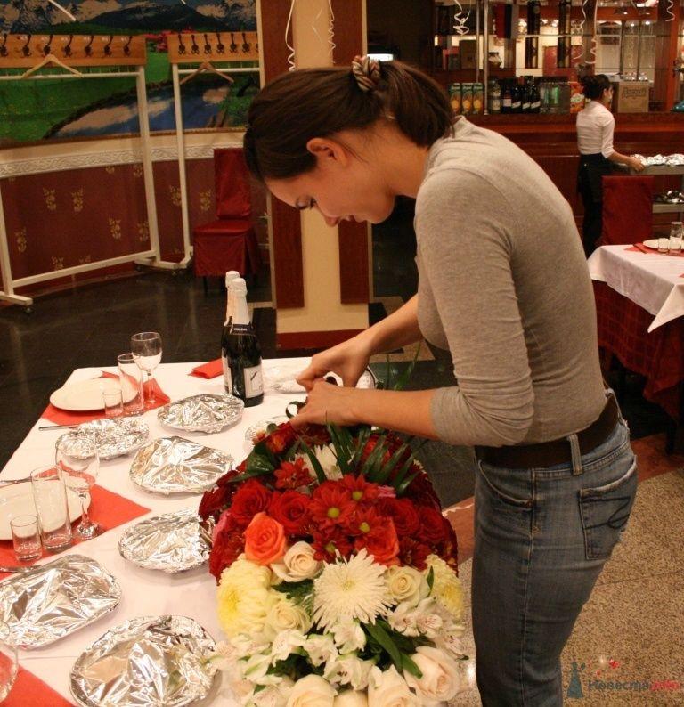 Фото 43152 в коллекции Мои фотографии - Вашкетова Юлия - организатор свадеб, флорист.