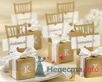 Фото 50617 в коллекции Бонбоньерки - Вашкетова Юлия - организатор свадеб, флорист.