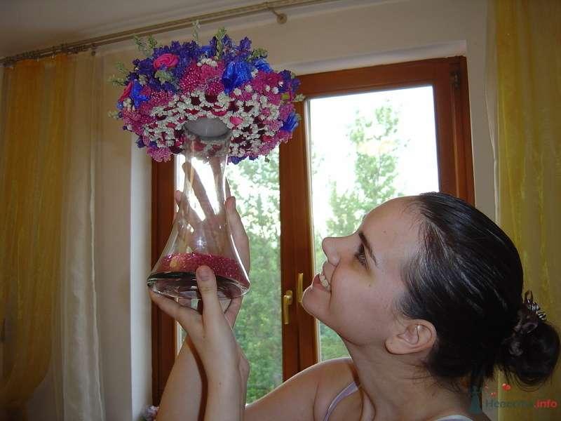 Подсвечник из сухоцветов - фото 70949 Вашкетова Юлия - организатор свадеб, флорист.
