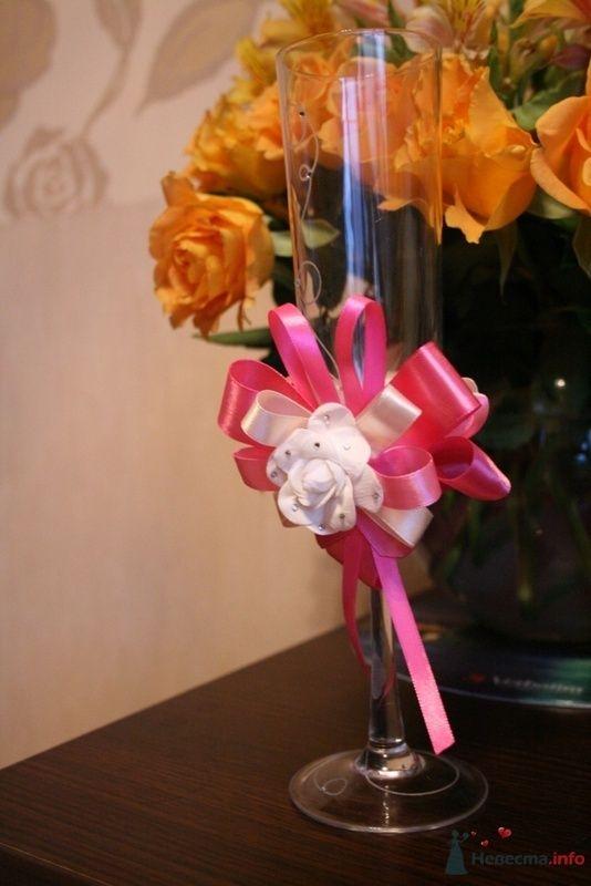 Бокалы ручной работы - фото 70952 Вашкетова Юлия - организатор свадеб, флорист.