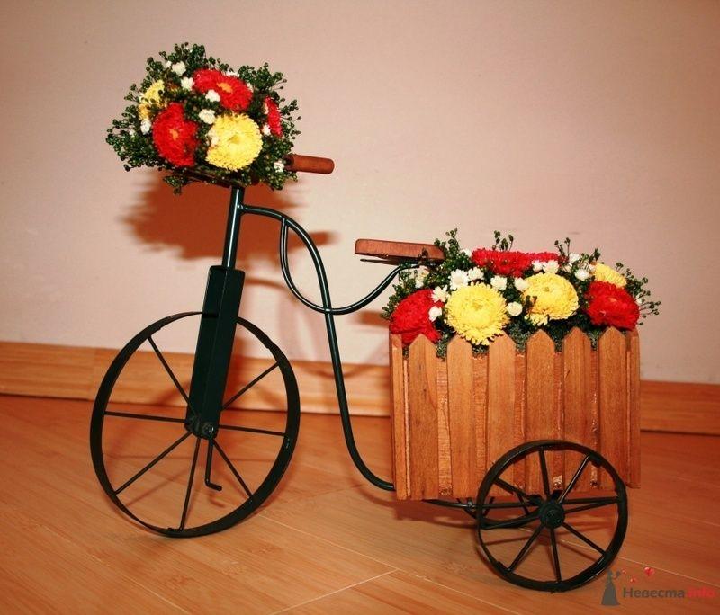 Велосипедик для мамы
