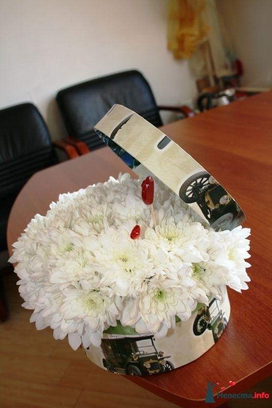 Фото 82969 в коллекции Своими руками - Вашкетова Юлия - организатор свадеб, флорист.