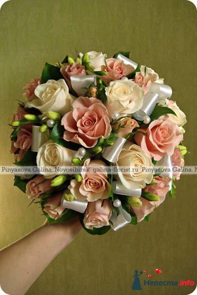 Фото 91291 в коллекции Цвяточки!  - Вашкетова Юлия - организатор свадеб, флорист.