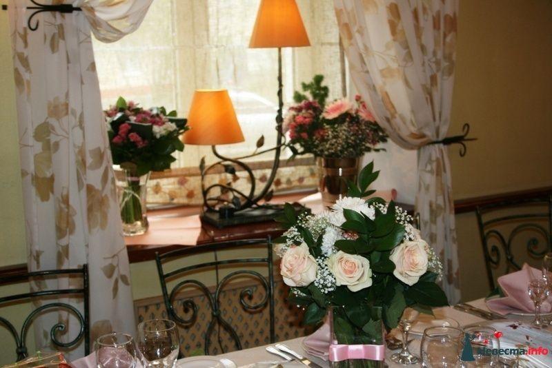 Флористическое оформление свадьбы.  - фото 91719 Вашкетова Юлия - организатор свадеб, флорист.