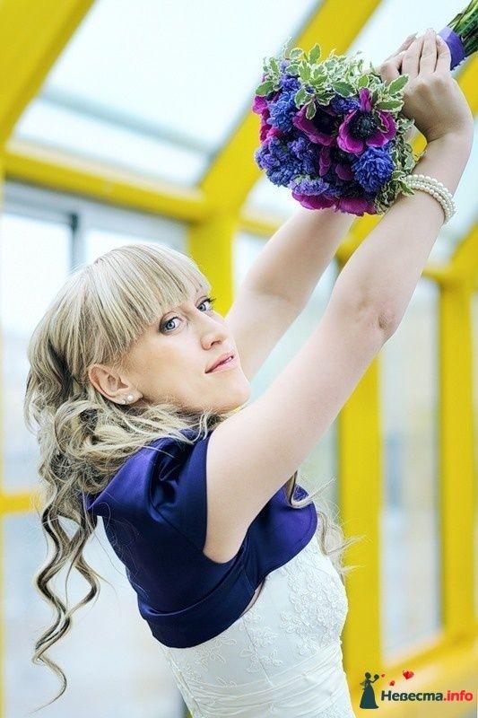 Фото 102489 в коллекции Портфолио. Прогулка с Наташей. 30.04.2010 - Вашкетова Юлия - организатор свадеб, флорист.