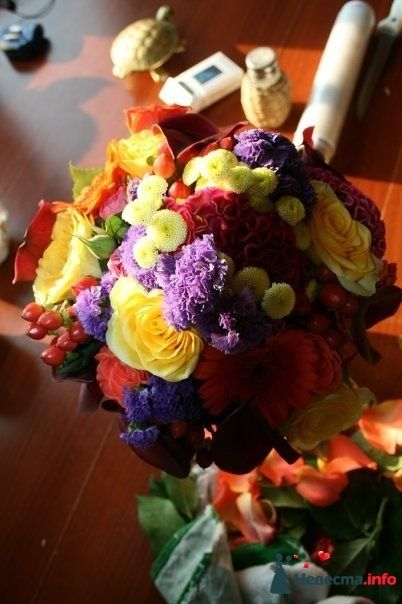Фото 126390 в коллекции Своими руками - Вашкетова Юлия - организатор свадеб, флорист.