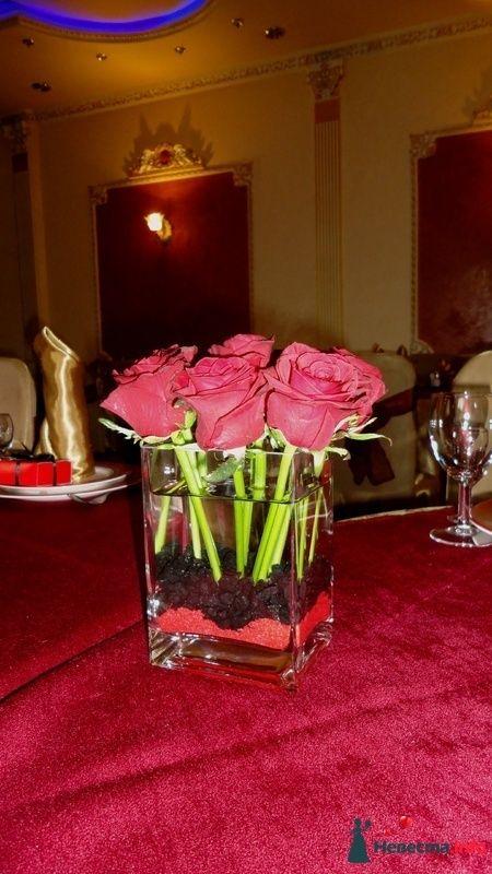 Фото 129111 в коллекции Портфолио. Свадьба Юлия и Тимур 29.07.2010 - Вашкетова Юлия - организатор свадеб, флорист.