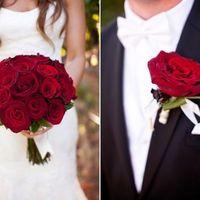 Букет невесты Сезонный