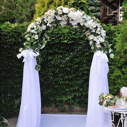 Аренда рамы для арки свадебной
