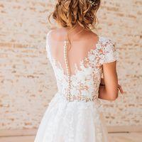 Свадебное платье: 1703 Дизайнеры: Татьяна Ковальчук и Ирина Довгань