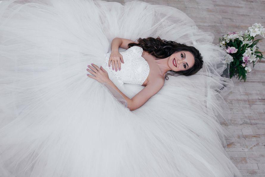 Пошив свадебного платья по индивидуальному эскизу