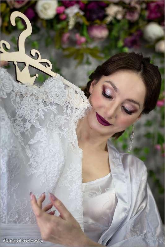 Фото 18409710 в коллекции Образ для невесты - Стилист - визажист Анастасия Топчиян