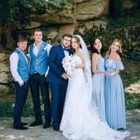 Чем больше подружек, таем, говорят, счастливее невеста. А наши невесты все счастливые - проверено!