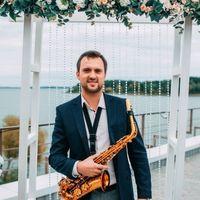 Саксофонист-профи